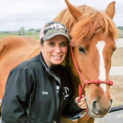 Julie Kumpf : Fundraising Coordinator