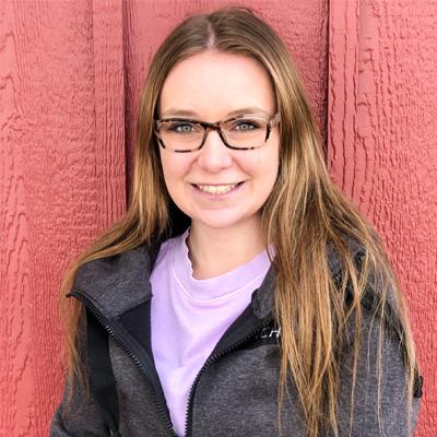 Kortnee Kumpf : Volunteer Coordinator